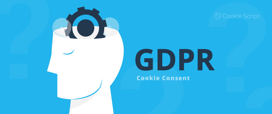 gdpr cookie concent