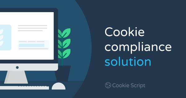 Cookie Script Gdpr Ccpa Epr Cookie Compliance Solution